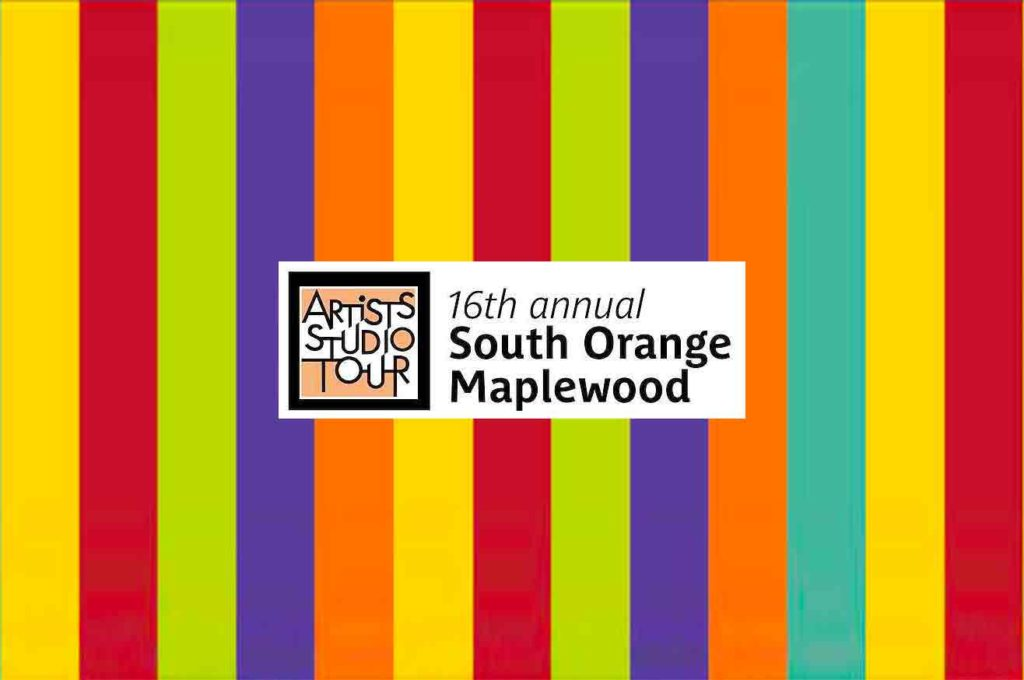 South Orange and  Maplewood Artists Studio Tour